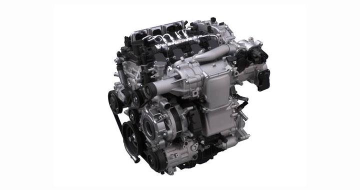 搭載「SKYACTIV-X」發動機的全新一代馬自達車型產品將於2019年起陸續於全球發布。(Mazda)