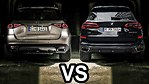 2019款奔馳Mercedes GLE vs 2019款寶馬BMW X5