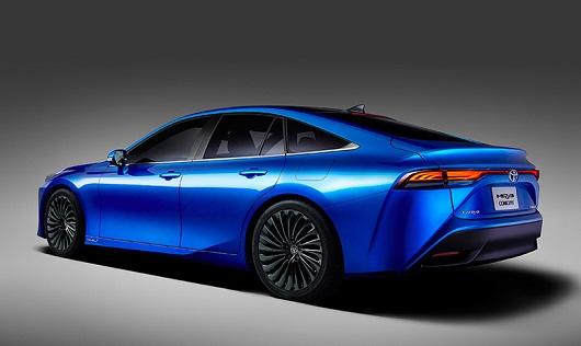 豐田將在東京車展首發 Mirai Concept 新車 大紀元汽車網