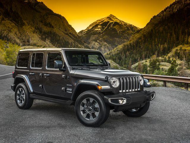 2020款吉普wrangler柴油版即將上市 新車 大紀元汽車網auto