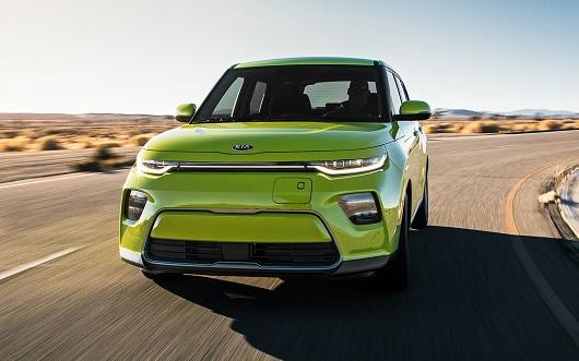 起亞公布2020款soul Ev及2019款niro Ev加拿大售價 新車 大紀元