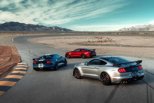 2020款福特野馬shelby Gt500美國及加拿大起售價公布 新車 大