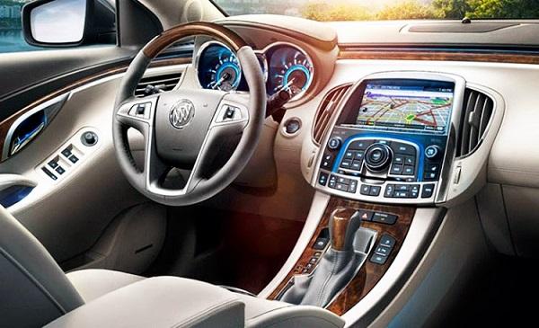安全配置提升 2016款别克LaCrosse获美国五星安全评级 | 新聞 | 大纪元汽车网 auto ...