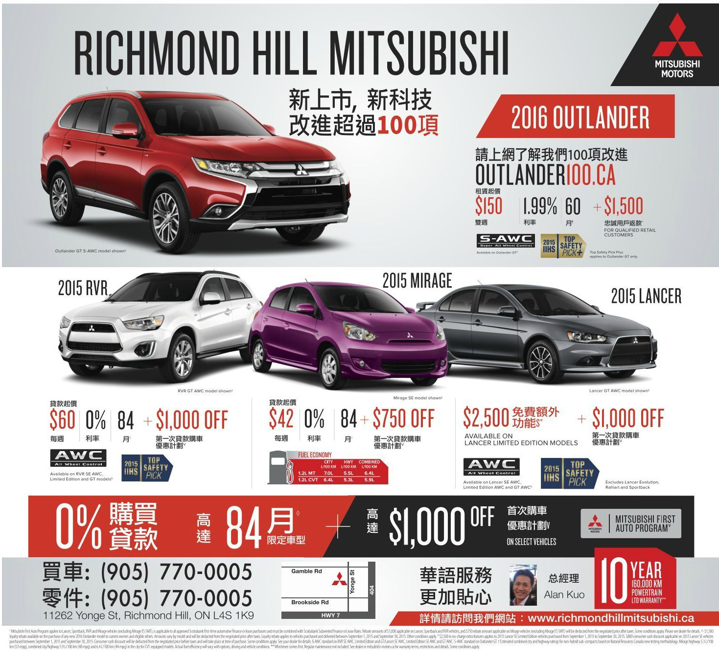 Richmond Hill Mitsubishi >> Richmond Hill Mitsubishi Best Upcoming Car Release 2020