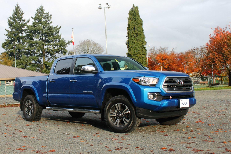開皮卡去上班 2016款豐田 Toyota Tacoma 新車測評 大紀元汽車網 Auto