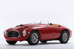 1949 Ferrari 166 MM Touring Barchetta(Ferrari)