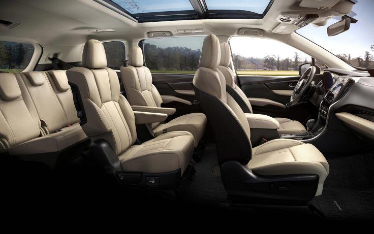 7 8 Passenger Suv >> The 2020 Subaru Ascent The Biggest Subaru Ever 3 Row Suv Subaru